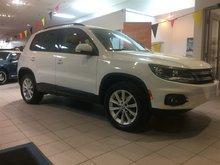 Volkswagen Tiguan Comfortline TOIT, NAV, CUIR  **99$/SEM** 2014