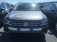 Volkswagen Tiguan Comfortline TOIT PANORAMIQUE AWD 2018