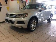 2014 Volkswagen Touareg RARE, DIESEL, TOIT, NAVIGATION, 3.0 TDI Comfortlin