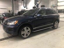 2014 Volkswagen Touareg Diesel, 8 pneus