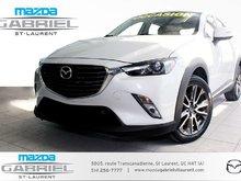 Mazda CX-3 GT AWD + GPS NAV  SEUELEMENT 36 000KM +  TOIT 2016