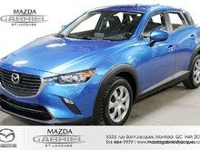 Mazda CX-3 GX AWD +BLUETOTH+CRUISE+CAMERA DE RECUL 2016