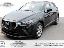 2016 Mazda CX-3 GX FWD +BLUETOOTH+CRUISE+CAMERA DE RECUL