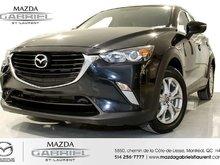 2016 Mazda CX-3 GS + SEULEMENT 31 000km+ JAMAIS ACCIDENTE + UN SEUL PROPRIO