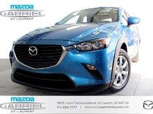Mazda CX-3 GS +JAMAIS ACCIDENTE+CAMERA DE RECUL 2017