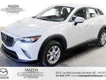 Mazda CX-3 GS AWD +BLUETOOTH+CRUISE+CAMERA DE RECUL 2017