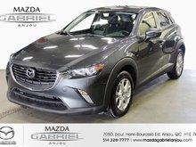 Mazda CX-3 GS+DEMARREUR+CAM 2017