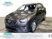 Mazda CX-5 GS+AWD+CAMERA 1 PROPRIO+ JAMAIS ACCIDENTÉ 2016