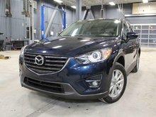 2016 Mazda CX-5 GS + TOIT + BLUETOOTH + SIEGES CHAUFFANTS
