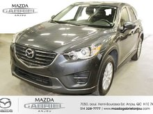 2016 Mazda CX-5 GX AWD+DEMARREUR DEMARREUR A DISTANCE+ AWD+ KEYLESS ENTRY + AC+ DETECTEUR ANGLE MORT + MAGS+ BLUTOOTH    VEHICULE INSPECTER ET R
