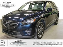 Mazda CX-5 GT AWD DEMARREUR A DISTANCE+ AWD+ SUNROOF+ CUIR+ BACK UP CAMERA+ HEATED SEATS+ AC+ BOSE SOUND SYSTEM+ DETECTEUR ANGLE MORT + MAG 2016