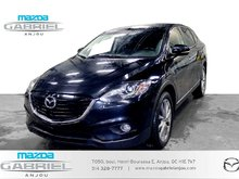 Mazda CX-9 GT+GPS+CUIR+AWD VÉHICULE TRÈS PROPRES!!!!! TOUTES ÉQUIPÉS!!!!!!!!!! 2015