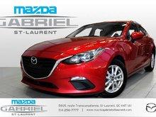 Mazda Mazda3 GS+  SEULEMENT 25 000KM + JAMAIS ACCIDENTE 2015