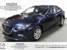 Mazda3 GS +BLUETOOTH+CRUISE+CAMERA DE RECUL 2015
