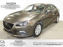 2016 Mazda Mazda3 GS  +BLUETOOTH+CRUISE+CAMERA DE RECUL