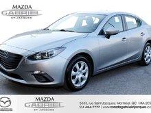 Mazda3 GX +BLUETOOTH+CRUISE+CAMERA DE RECUL 2016