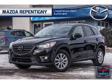 Mazda CX-5 GS AWD **CUIR TOIT OUVRANT CAMERA DE RECULE ** 2016