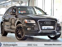 Audi Q5 2.0L Komfort 2014