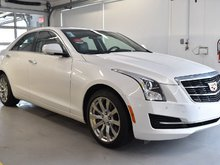 Cadillac ATS Sedan Luxury AWD 2017