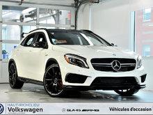 Mercedes-Benz GLA-Class GLA 45 AMG 2015