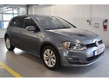 Volkswagen Golf Comfortline+ TDI 2015