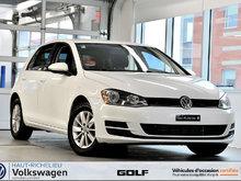 Volkswagen Golf TRENDLINE + 2015