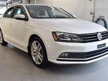 Volkswagen Jetta HIGHLINE TDI 2015