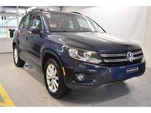 Volkswagen Tiguan Comfortline+4 MOTION 2012
