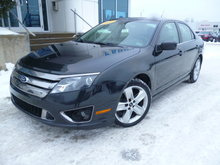 Ford Fusion SPORT AWD 2012