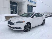 Ford Fusion Titanium AWD 2018