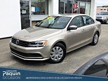 Volkswagen Jetta Sedan Trendline+ 2015