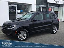 Volkswagen Tiguan Édition spéciale 2016