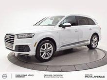 2017 Audi Q7 3.0 TFSI QUATTRO TECHNIK SLINE+DRIVER ASSIST