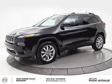 Jeep Cherokee Limited   NAVIGATION   VÉHICULE IMPECCABLE 2015
