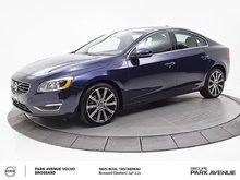 2015 Volvo S60 BANCS SPORT   VÉHICULE IMPECCABLE !!!