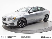 Volvo S60 T6 | 0.9% DISPONIBLE | TECH+CLIMATE PACK 2018