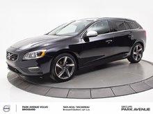 2015 Volvo V60 T6 R-Design   BLIS PACK