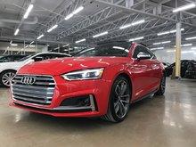 2018 Audi S5 Technik