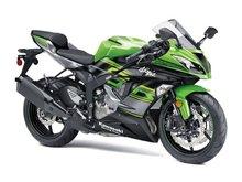 2018 Kawasaki Ninja ZX-6R ABS Kawasaki Racing Team Edition -