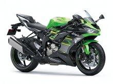 2019 Kawasaki Ninja ZX-6R ABS Kawasaki Racing Team Edition NINJA ZX-6R KRT ABS