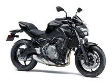 2017 Kawasaki Z650 -
