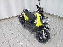 2009 Yamaha BWS 125