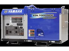 Yamaha EDL7000SDE DIESEL 2018