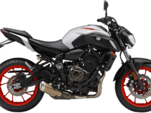 2019 Yamaha MT-07 ABS