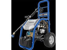 2019 Yamaha PW3028 PRESSURE WASHER