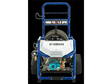 Yamaha PW4040 PRESSURE WASHER 2017