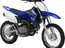 Yamaha TT-R110E TT-R110EK 2019