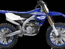 2019 Yamaha YZ250FKL