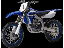 2018 Yamaha YZ450F -