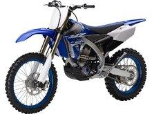 2018 Yamaha YZ450FX -